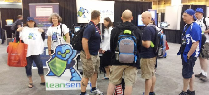 LeanSentry at TechEd 2013!